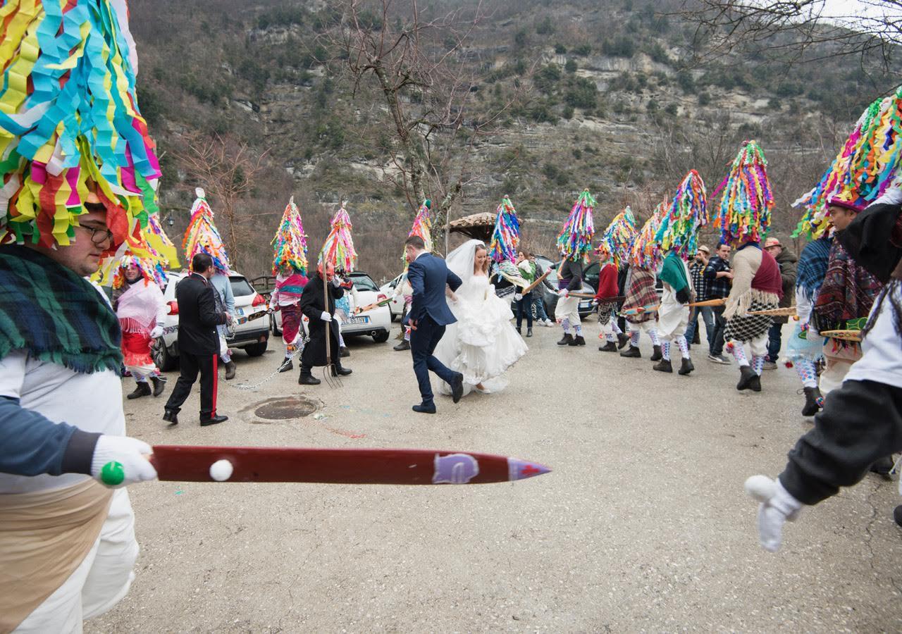 Danze del carnevale degli zanni