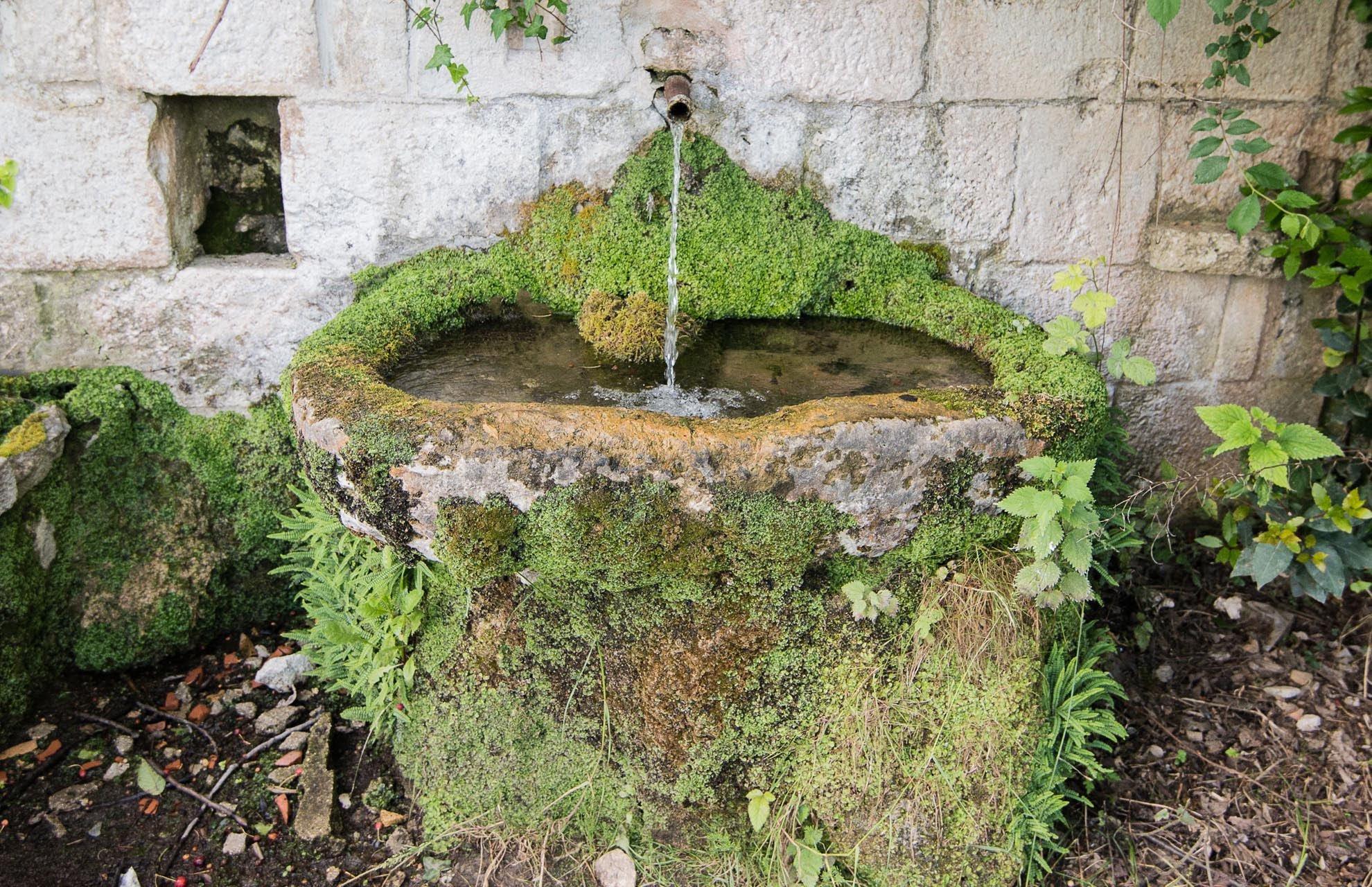 fontana verde